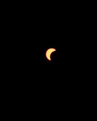 Eclipse Party in Gaithersburg, MD